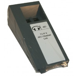 T3 IP II AEI-Headset Link Avaya-Tenovis Adapter
