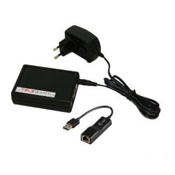 Extender für CONTELIO® Internet-Ticketsystem