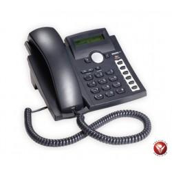 SNOM 300+ VOIP Telefon (SIP) PoE o. Netzteil