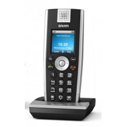 SNOM M9R Handset Zusatzmobilteil + Ladeschale