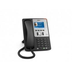 SNOM UC 821UC Gigabit OCS/Lync Telefon Black EVAL