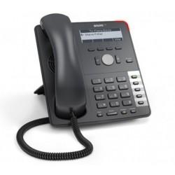 SNOM 710 VOIP Telefon Entry (SIP), Fast-Ethernet o. Netzteil