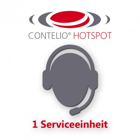 CONTELIO® HotSpot Serviceeinheit