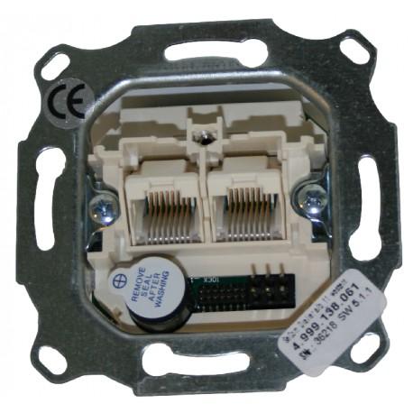 AVAYA TENOVIS SECOM Dialler a/b 11 western - von der Seite