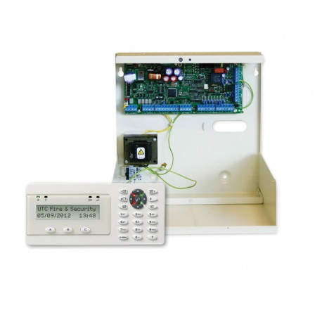 Hausalarmanlage ATS1000A-IP-MM-HK mit ATS1135 LCD-Steuermodul