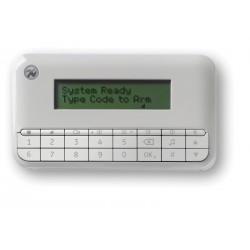 Menügeführtes LCD-Bedienteil NX-1048