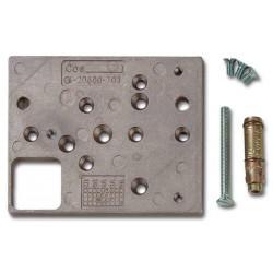 VM600P - Schraubmontageplatte für KSM VV600-PLUS und VV700