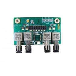DF955-C1 - Multi-Mode Glasfaseroptik Kommunikationkarte für Zaunsicherung Netzwerkoption