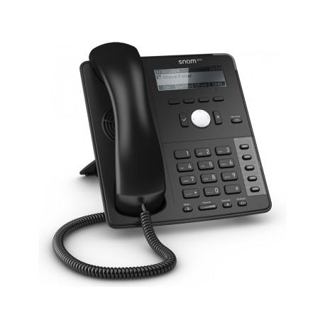 SNOM D715 VOIP Telefon (SIP), Gigabit o, Netzteil *NEU*
