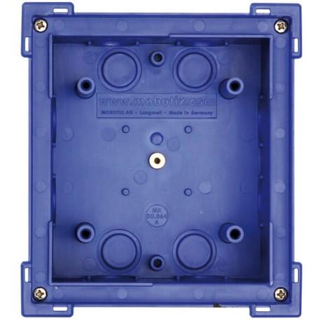 1er Unterputzgehäuse MX-OPT-Box-1-EXT-IN