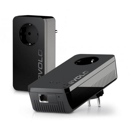 devolo dLAN pro 1200+ PoE Starter Kit Powerline front 1