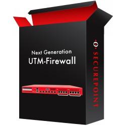 UTM RC100 Subscriptionerweiterung um je 5 Benutzer