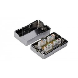 DIGITUS Junction Box Cat. 6 Verbinder