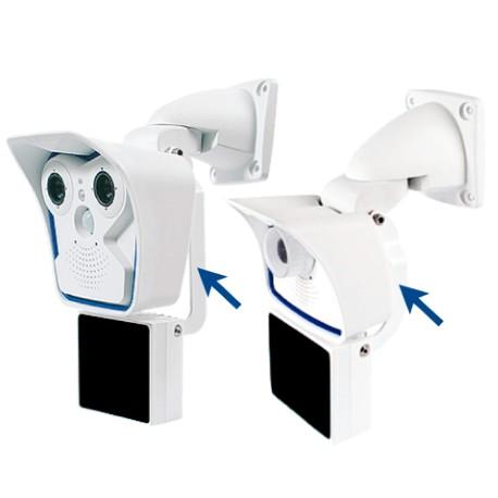 MxIRLight Montagebügel für Mxx Kameras