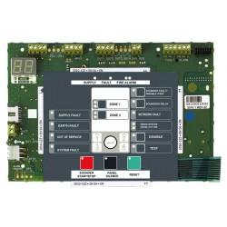 CPU + Keyboard (UI) für 1X-F2 (Ersatzplatine)