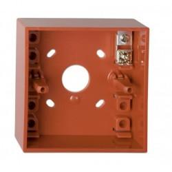 AP Montagegehäuse für Druckknopfmelder der Serie 700 Rot
