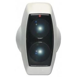 Linearer Rauchmelder mit Reflektor - 5 - 50m Reichweite
