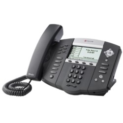 Polycom® SoundPoint IP 650 6-line IP Phone (ohne Netzteil)