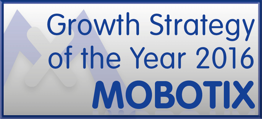 TELEGANT GmbH MOBOTIX Growth Strategy of the Year 2016