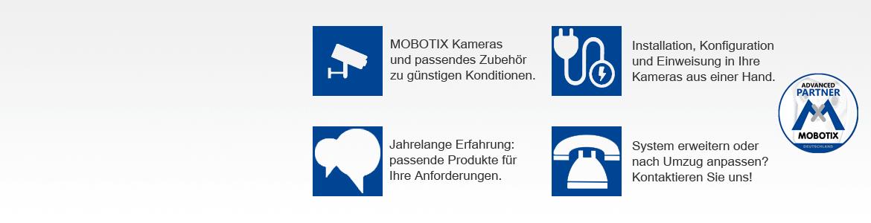 MOBOTIX Videoüberwachung