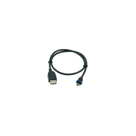 MiniUSB Kabel von ext. USB Gerät zu D1x, S1x und V1x