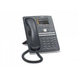 SNOM 760 VOIP Telefon Prof. (SIP), Gigabit o. Netzteil