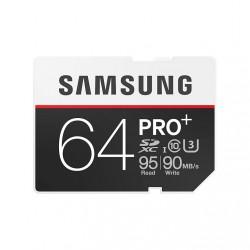 Samsung SDXC Class 10 64GB Pro+