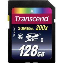 Transcend SDHC 128GB Class 10