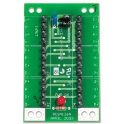 ATS1330 - Passiver RS485 Datenbusverteiler für ATSXX04