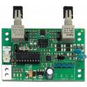 ATS1743 - RS485 zu LWL-Glasfaser Interface