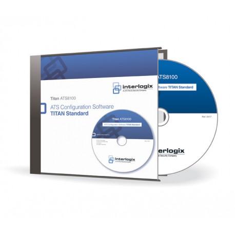 ATS8100 - Managementsoftware TITAN (Mehrsprachige CD-ROM-Ausgabe)