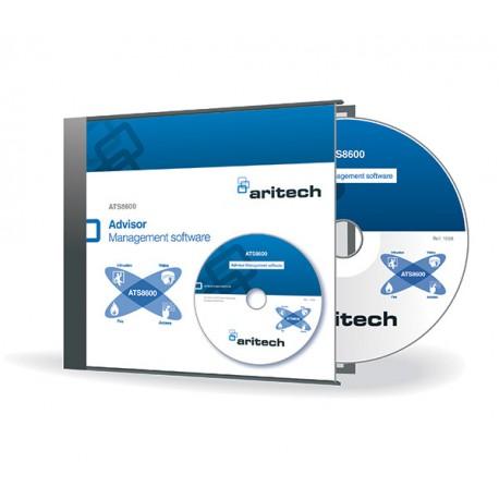 ATS8600 - Advisor Management Software Starter Edition, 2 Geräte & Clients