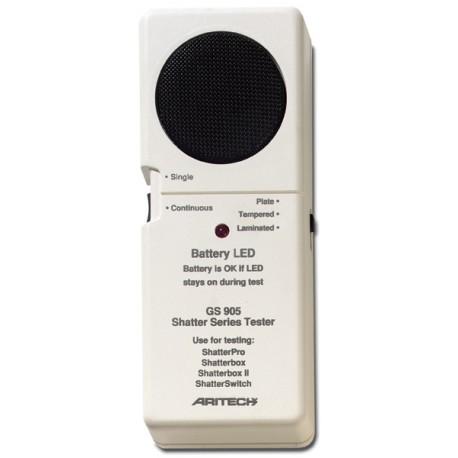 GS905 - Handtester für akust. Glasbruchsensoren