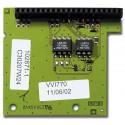 VVI770 - Relaiseinsteckplatine mit Wechselkont.