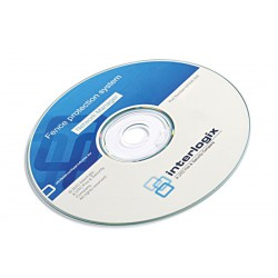 DF955-SW - Netzwerkmanager Software für Zaunsicherung (CD)
