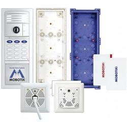 T25 6MP Set 2, Zweidraht, Keypad, DoorMaster, weiß
