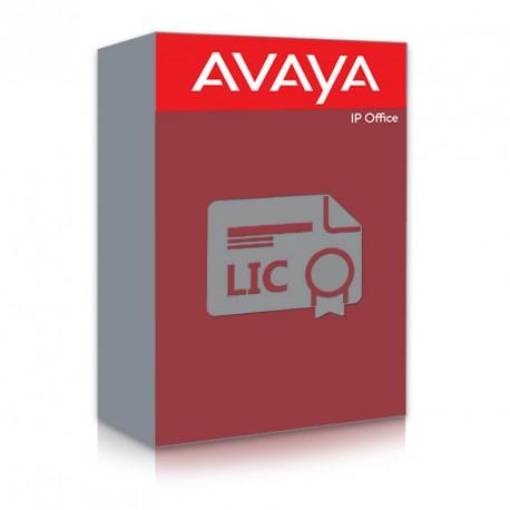IP Office Lizenz IP500 Uni Pri Zusatz E1 Channels Lic:cu