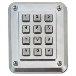 4 LED robuste Codetastatur mit abgesetzter Elektronik von UTC Fire & Security