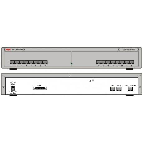 IPO IP500 16-Port analoges Erweiterungsmodul