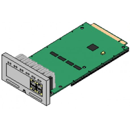 IPO IP500 4-Port Extern Erweiterungskarte