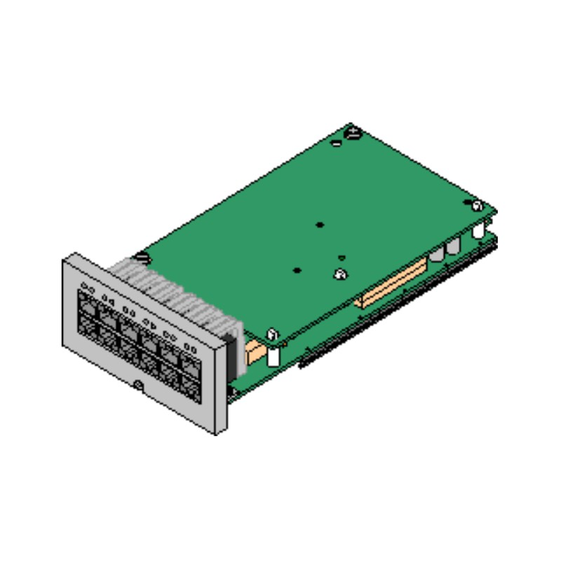 IPO IP500 Combo Card - Basiskarte für AVAYA IP Office 500