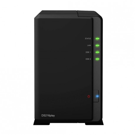 Synology DiskStation DS216play - front