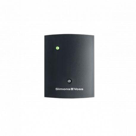 Digitales SmartRelais MobileKey in schwarzem Gehäuse