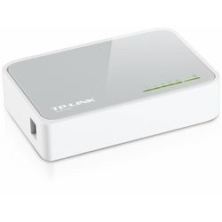 TP-Link TL-SF1005D 5-Port 10/100MBit Desktop Switch