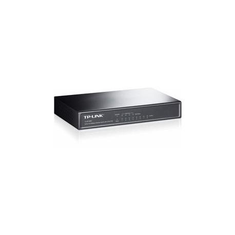 8-Port-10/100Mbps-Desktop-Switch mit 4 PoE-Ports