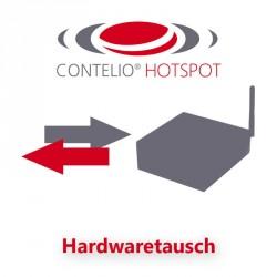 CONTELIO Hardwaretausch