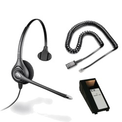 T3.11 Classic II Headset-Bundle drahtgebunden