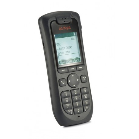Avaya Dect 3720 Handset