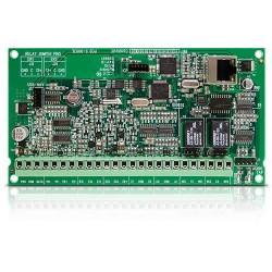 LAN-Schnittstelle für Alarmübertragung und Fernzugriff