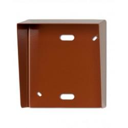 Wetterschutzgehäuse für Handfeuermelder der Serie 800/2080/950/980 Rot